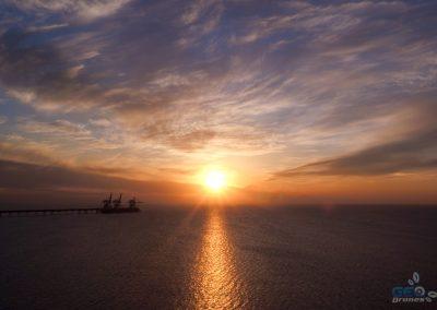Hadera sunset